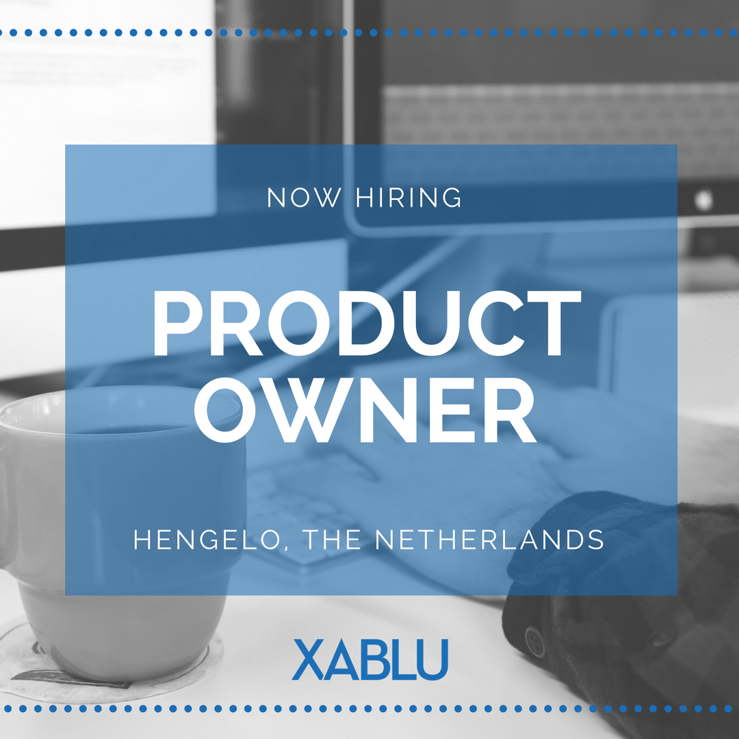 Product Owner - Now Hiring