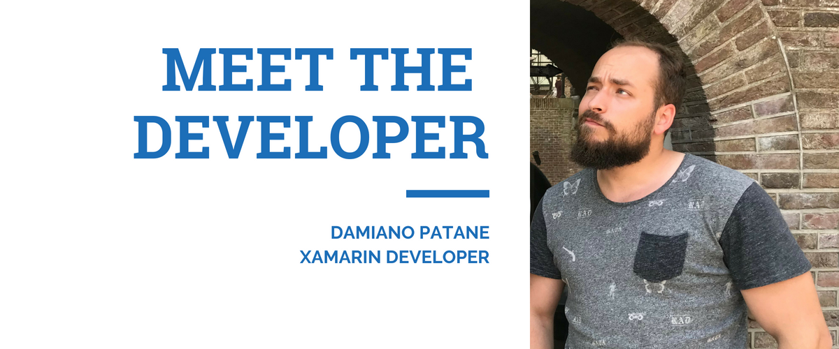 Welcome Damiano Patane Xamarin developer