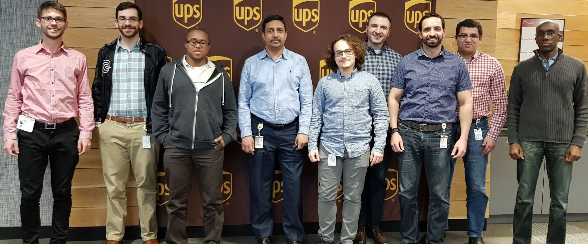 UPS Xamarin training group with Nico Milcoff